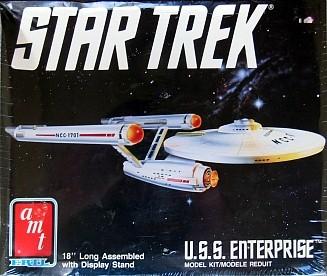 starship enterprise model