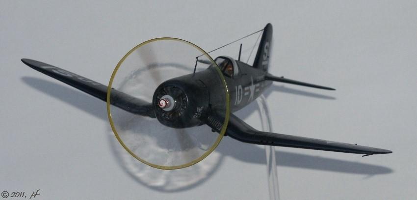 Alanoodle's Model Portfolio: F4U-4 Corsair page